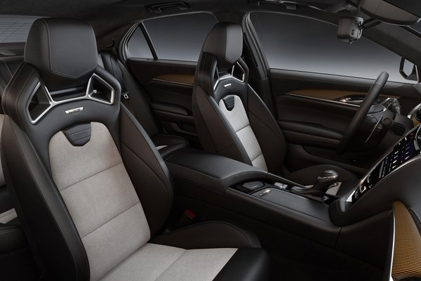 2019 Cadillac CTS-V Pedestal Edition Interior