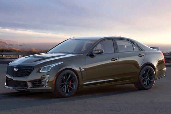 2019 Cadillac CTS-V Pedestal Edition
