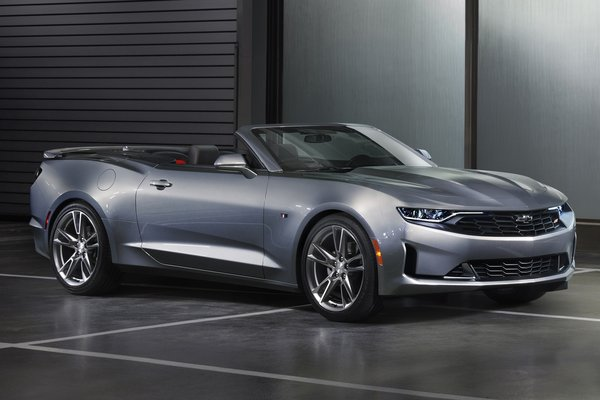 2019 Chevrolet Camaro Convertible RS