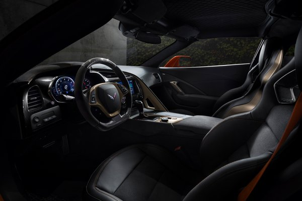 2019 Chevrolet Corvette ZR1 Coupe Interior