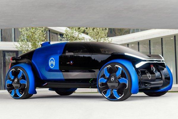 2019 Citroen 19_19 Concept