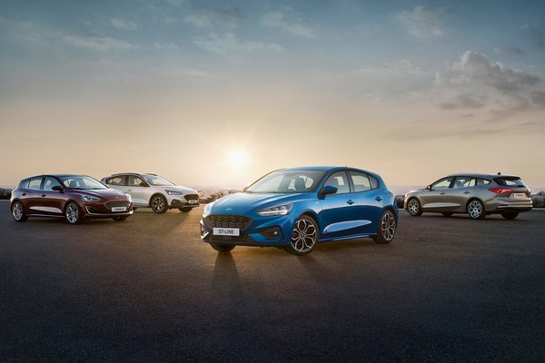 2019 Ford Focus family
