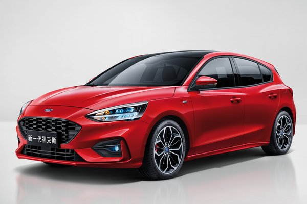 2019 Ford Focus 5d (Asian Model)