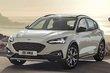 2019 Ford Focus 5d Active (European Model)
