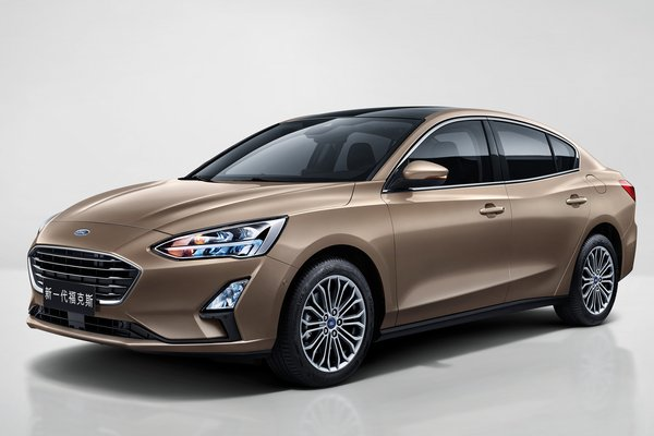 2019 Ford Focus sedan (Asian Model)