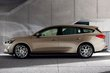 2019 Ford Focus Titanium wagon (European Model)