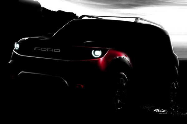 2020 Ford Small SUV