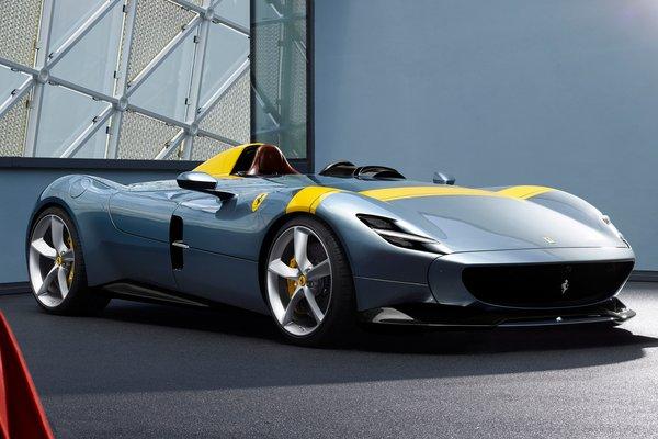 2019 Ferrari Monza