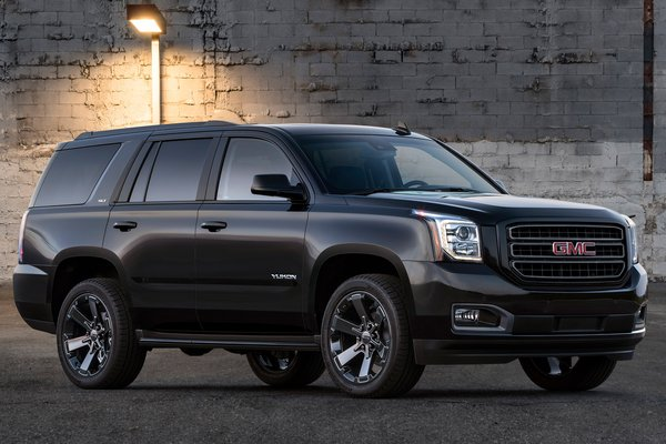 2019 GMC Yukon Graphite Edition