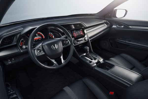 2019 Honda Civic sedan Interior
