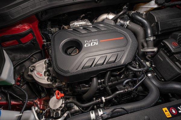 2019 Hyundai Santa Fe Engine