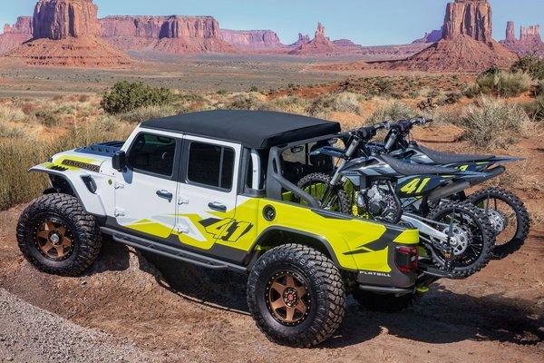2019 Jeep Flatbill