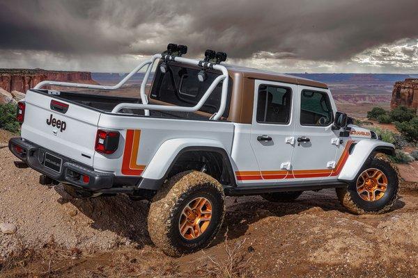 2019 Jeep JT Scrambler