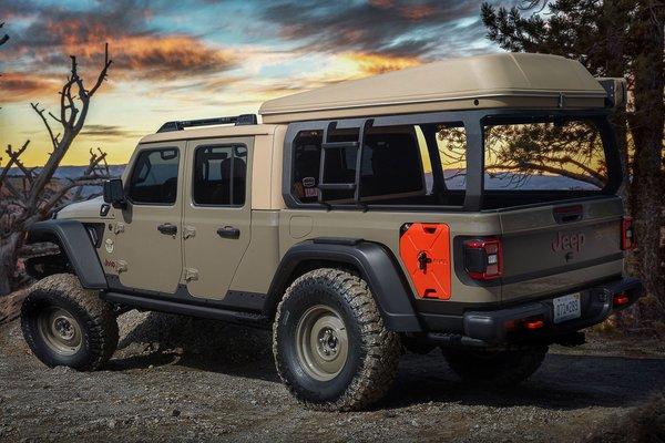2019 Jeep Wayout