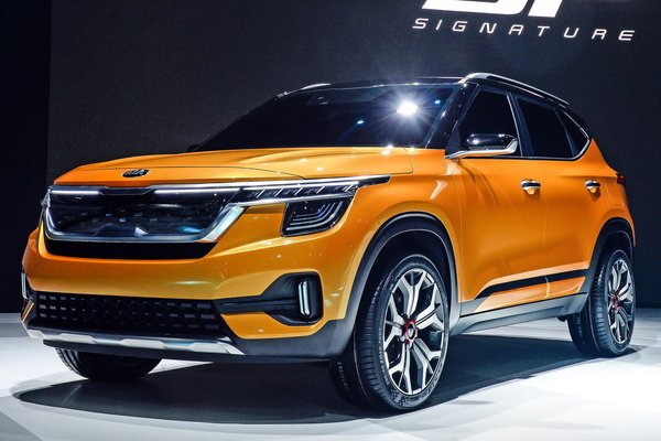 2019 Kia SP Signature