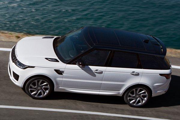 2019 Land Rover Range Rover Sport P400e