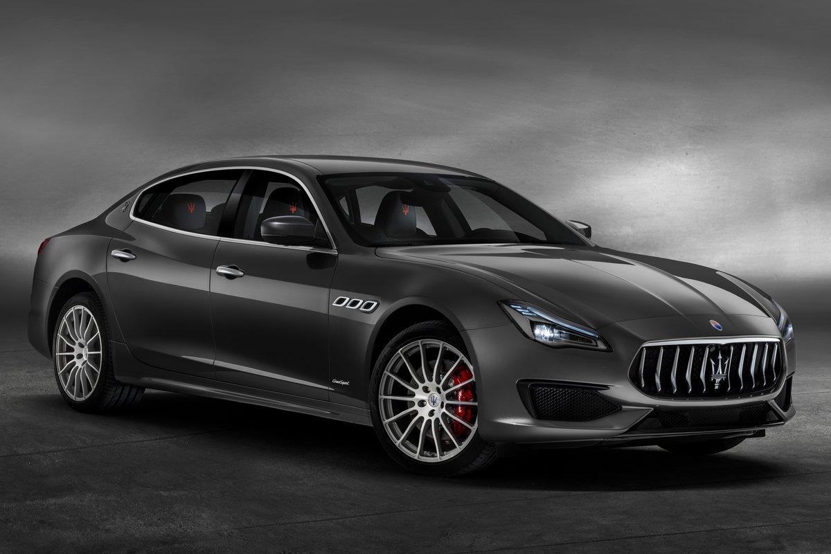 2019 Maserati Quattroporte pictures
