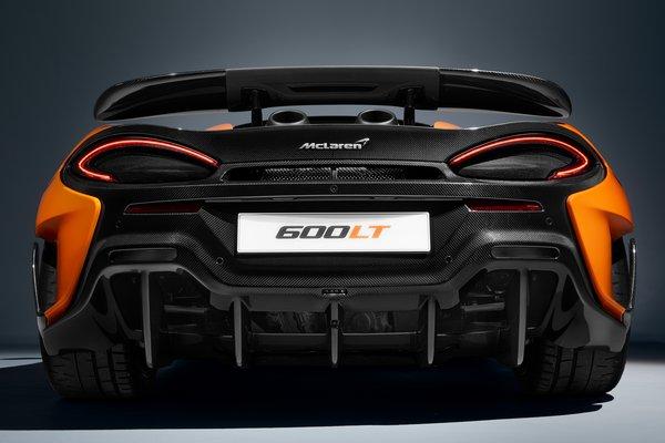 2019 McLaren 600 LT