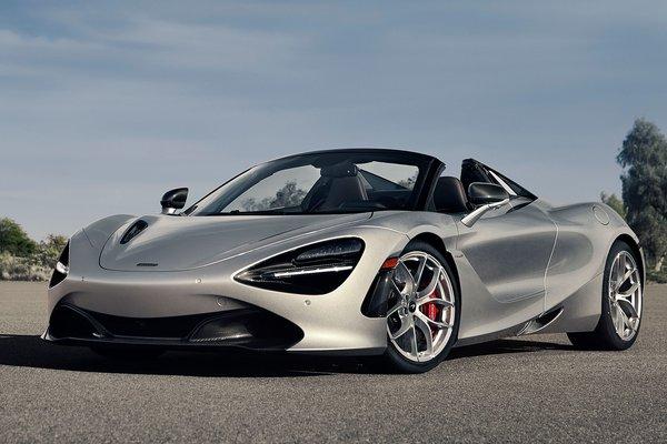 2019 McLaren 720 S Spider