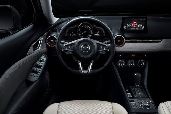 2019 Mazda CX-3 Instrumentation