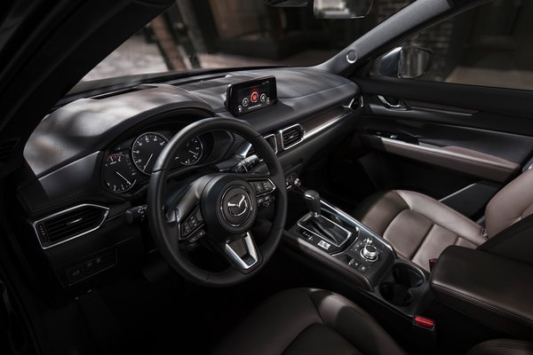 2019 Mazda CX-5 Signature Interior