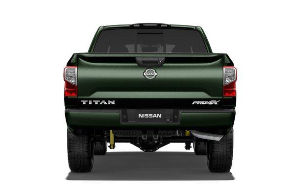 2019 Nissan Titan King Cab Pro4X