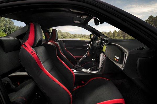 2019 Toyota 86 TRD Special Edition Interior