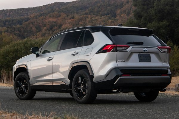 2019 Toyota Rav4 XSE HV