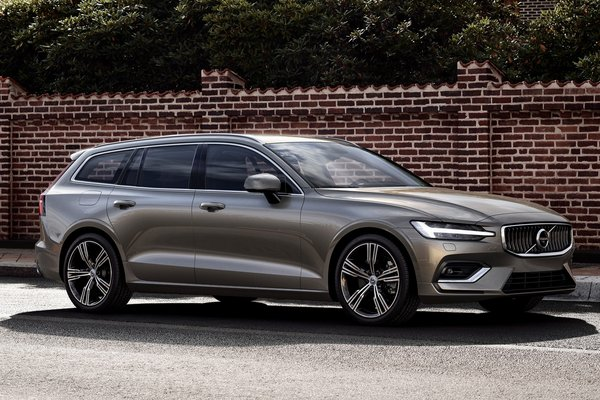 2019 Volvo V60