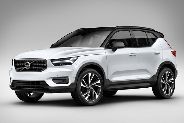 2019 Volvo XC40