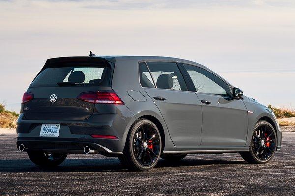 2019 Volkswagen Golf GTI 5d Rabbit edition