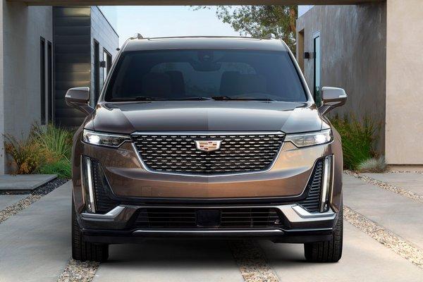 2020 Cadillac XT6 Luxury