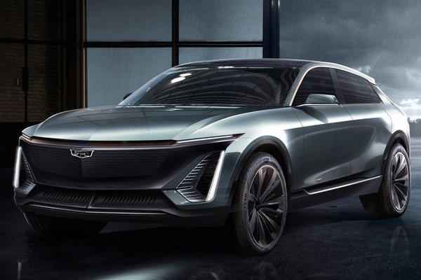 2022 Cadillac EV