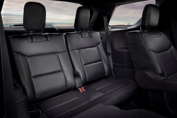 2020 Ford Explorer Interior