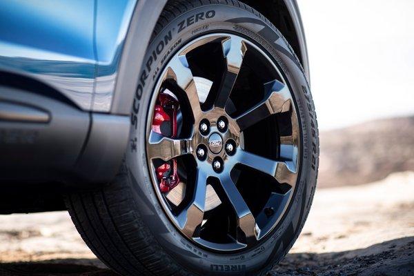 2020 Ford Explorer ST Wheel