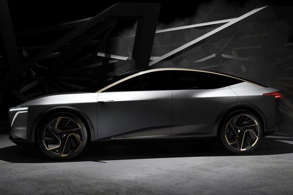 2019 Nissan IMs