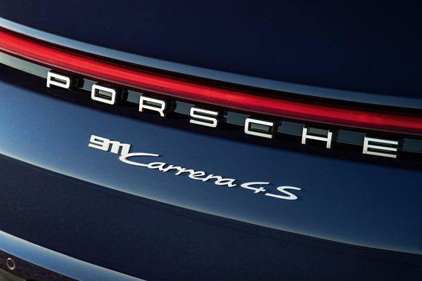 2020 Porsche 911 Carrera Cabriolet 4S