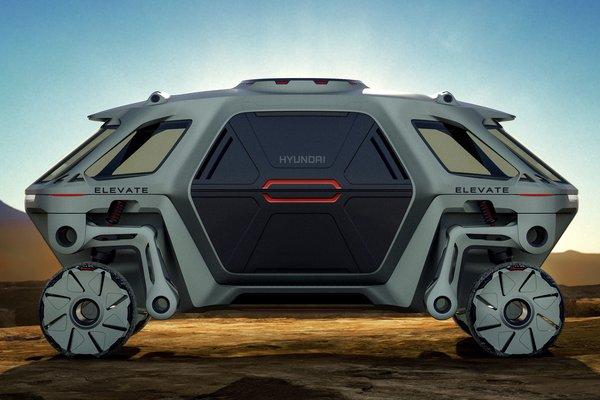 2019 Hyundai Elevate