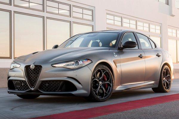2019 Alfa Romeo Giulia NRING