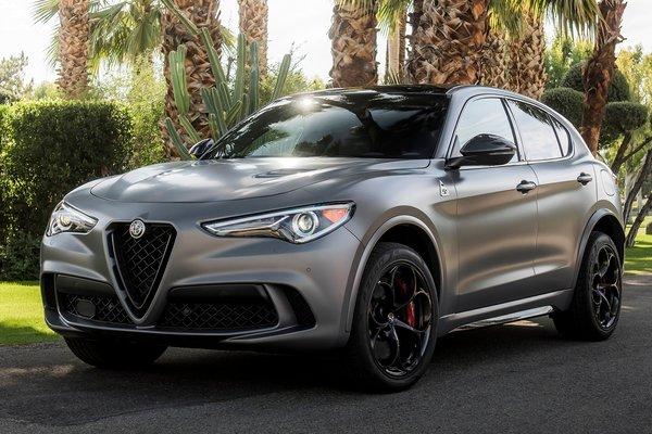 2019 Alfa Romeo Stelvio NRING
