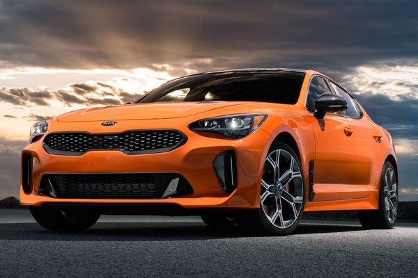 2020 Kia Stinger Special Edition GTS