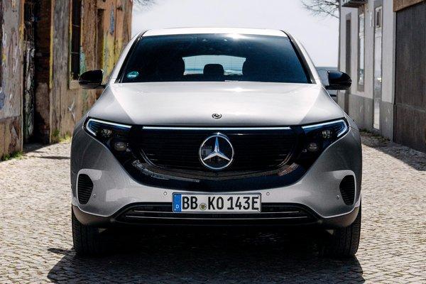 2020 Mercedes-Benz EQC 1886 Edition