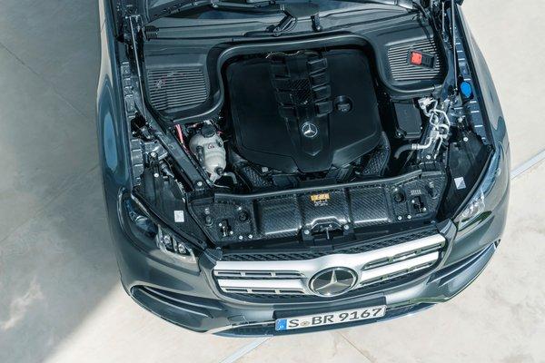 2020 Mercedes-Benz GLS-Class Engine