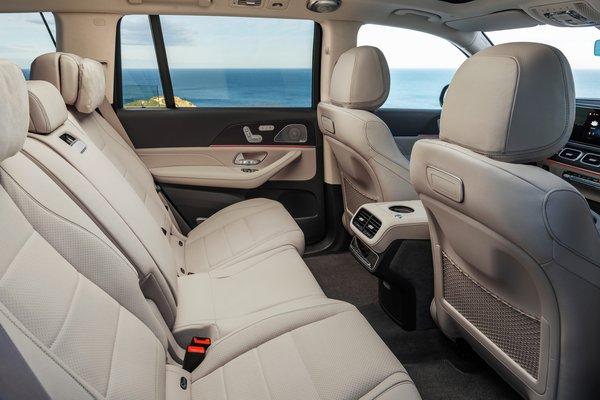 2020 Mercedes-Benz GLS-Class Interior
