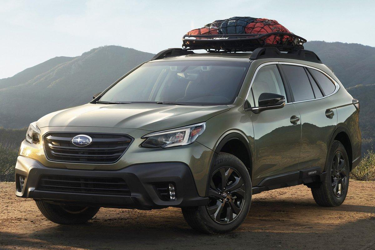 New Subaru Outback >> 2020 Subaru Outback pictures