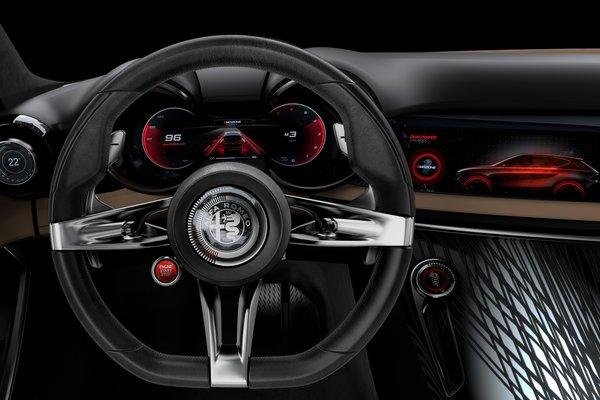 2019 Alfa Romeo Tonale Interior