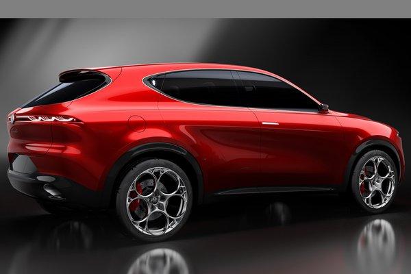 2019 Alfa Romeo Tonale
