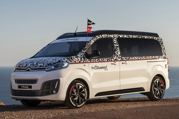 2019 Citroen SpaceTourer The Citroenist
