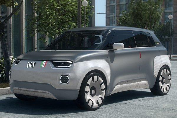 2019 Fiat Centoventi