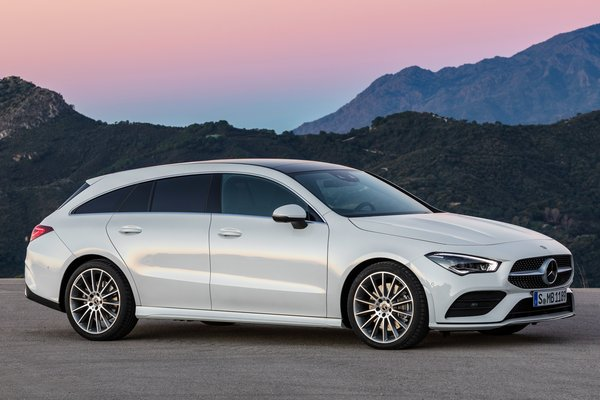 2020 Mercedes-Benz CLA-Class Shooting Brake
